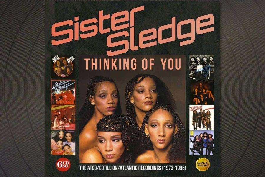Sister Sledge coffret 6CD