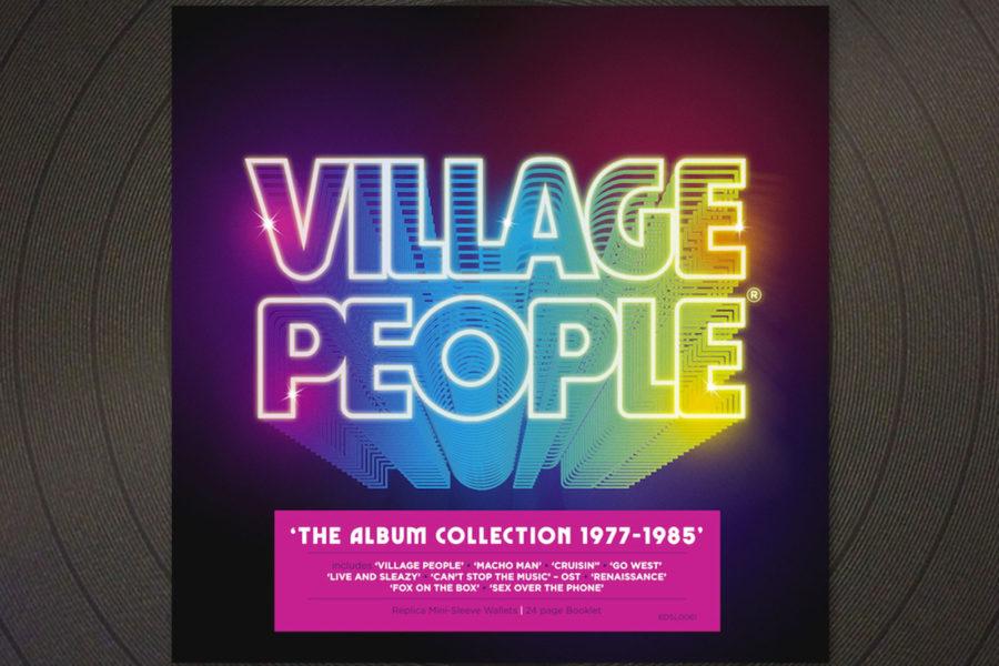Village People intégrale CD